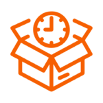 Conway Bailey Transport icon orange